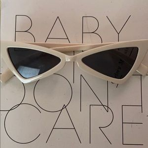 Cat Eye sunglasses x Free People